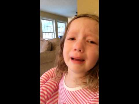 Little Girl Devastated That She Won't Meet George Washington video
