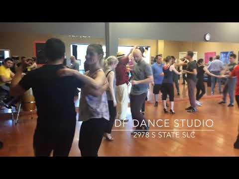Salsa Dance Lessons at Df Dance Studio in Salt Lake City Utah