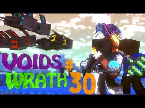 Minecraft: Voids Wrath Part 30 WIZARDS TOWER