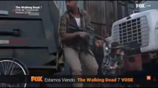 The walking dead temporada 7 capitulo16 (parte 2)reaction
