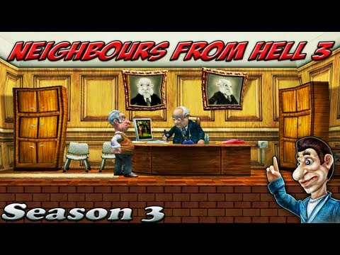 Neighbours From Hell 3 - Season 3 [100% walkthrough]