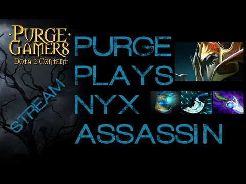 Dota 2 Purge plays Nyx Assassin