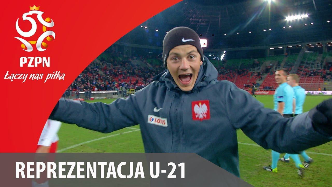 U-21: Skrót meczu Polska - Niemcy 1:0