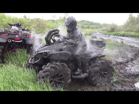 Canam Big Block Smash Fest