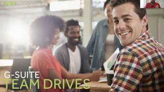 G-Suite Team Drive Overview