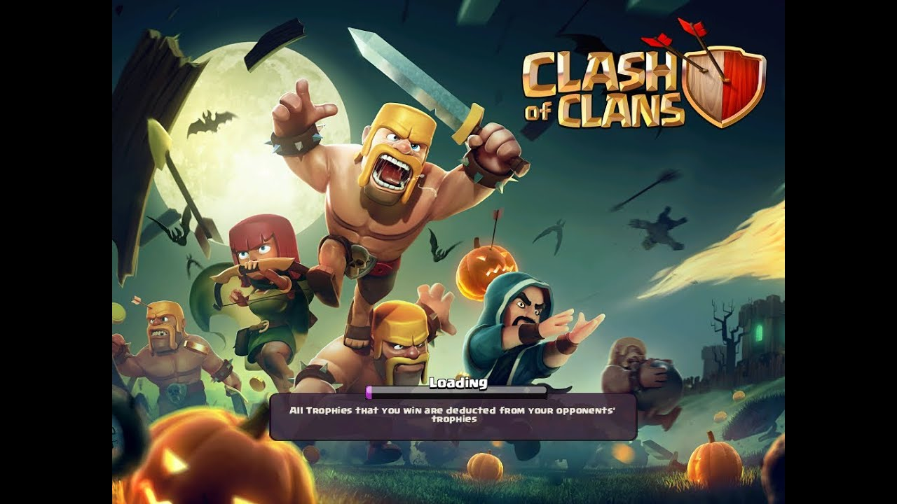Top Gamer CLASH OF CLANS UPDATE