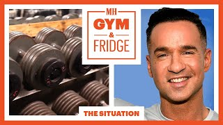 The Situation Shows His Gym & Fridge | Gym & Fridge | Men's Health