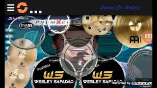 Wesley Safadão-Envolvimento-real drum