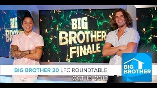 BB20 | Monday LFC Roundtable Oct 15