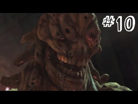 Resident Evil 6 Gameplay Walkthrough Part 10 - LEPOTITSA - Leon / Helena Campaign Chapter 2 (RE6)