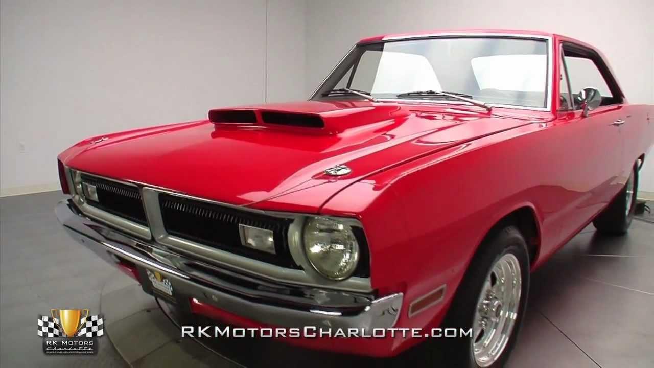 133343 1971 Dodge Dart YouTube