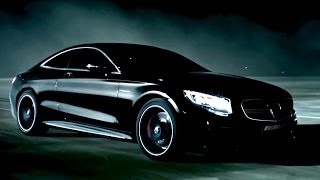 Mercedes S 63 AMG Coupe - Performance Art
