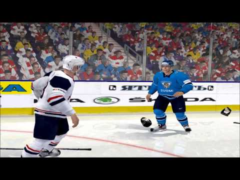 IIHF Ice Hockey Championship 2013 - USA vs Finland