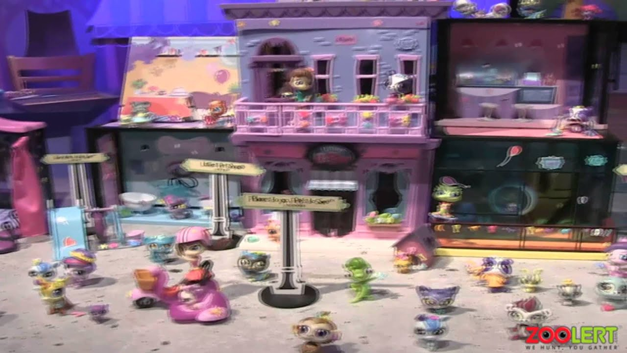 Littlest Pet Shop Toys House Littlest Pet Shop Toys at New