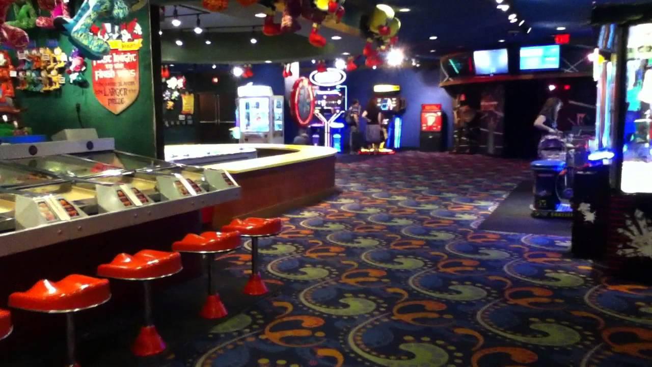 Excalibur Las Vegas The Fun Dungeon Youtube