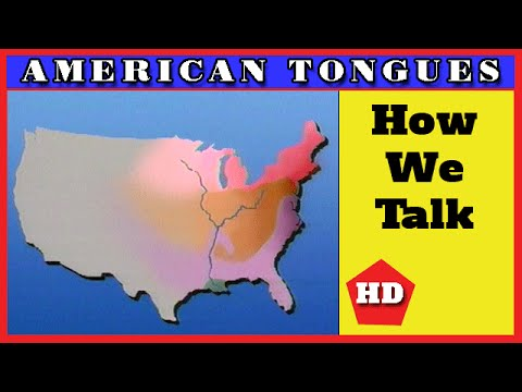 Header of American Tongues