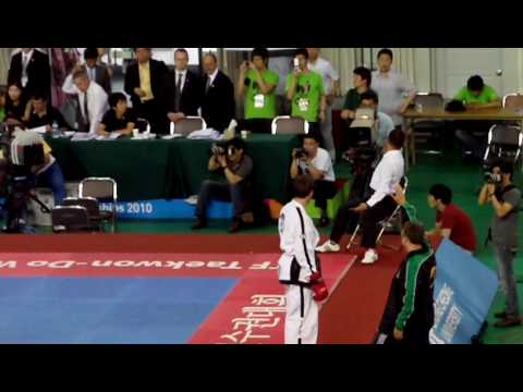 Itf World Championships 2010 Middle Weight Final