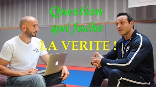 QUESTION QUI FACHE : dopé ou naturel ? LA VERITE - Enzo Foukra