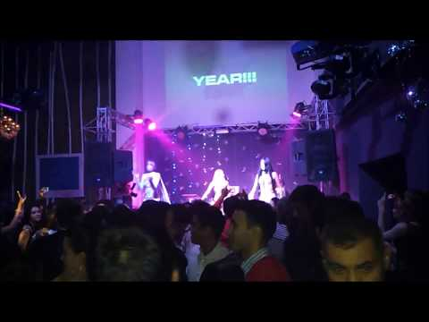 Tashkent Night Life | New Year party at Club K T. Komba
