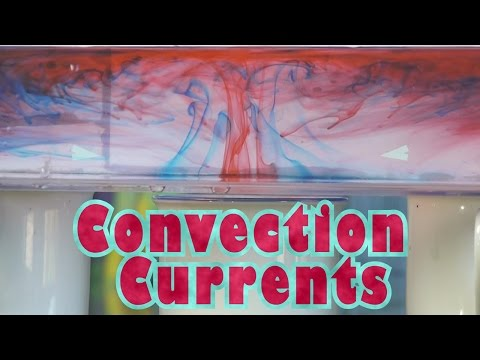 YouTube's best convection currents video! Cool science experiment explains ocean currents, climate
