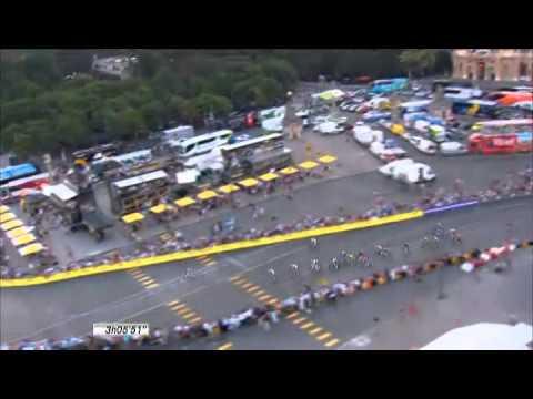 Kittel s'impose sur les Champs Elysées - Tour de France 2013