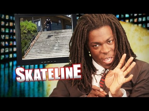 SKATELINE - Tre & Back 3 El Toro Attempts, Mark Suciu, Daewon Song, Keegan McCutchen, Niels Bennett