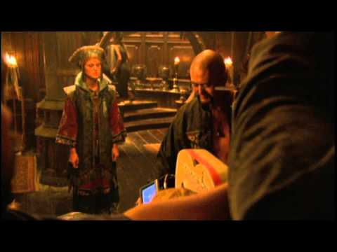 Pirates of the Caribbean: At World's End: Behind the Scenes Production Broll Part 1 of 4