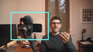 The BEST DJI OSMO Mobile 2 external mic rig (fits in the box!)