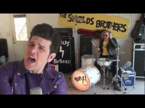 we Are Young By Fun Rock Cover By The Shields Brothers video
