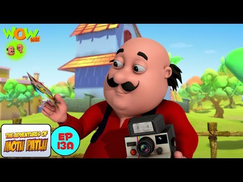 Future Camera - Motu Patlu in Hindi WITH ENGLISH, SPANISH & FRENCH SUBTITLES thumbnail