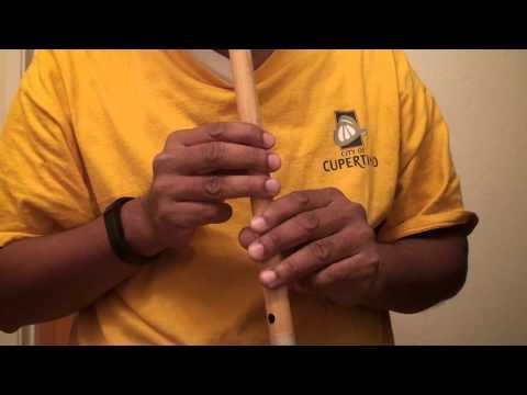 Jab Koi Baat Bigad Jaye on flute - Hindi song on flute - Travails...