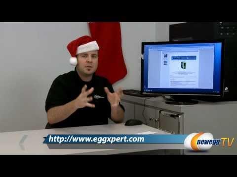 Newegg TV: BIG Holiday Sweepstakes (CLOSED)