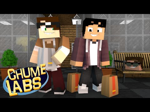 Minecraft: INDO AO SHOPPING! (Chume Labs 2 #68)