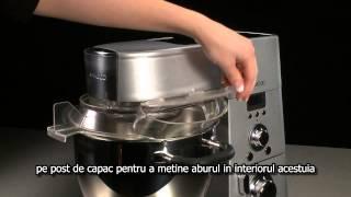 Robot de bucatarie Kooking Chef KM070 Kenwood - www.pentrugatit.ro