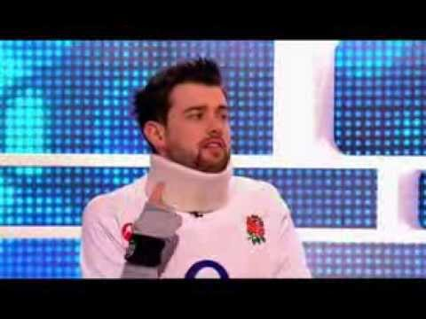 A League of Their Own 7 - Jack Whitehall Frankie Sandford - Rugby Game