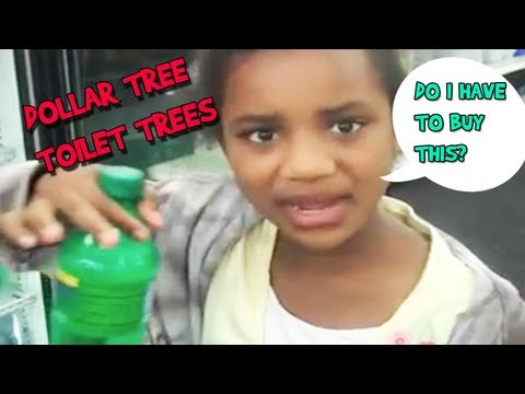 DOLLAR TREE SHOPPING WITH KIDS