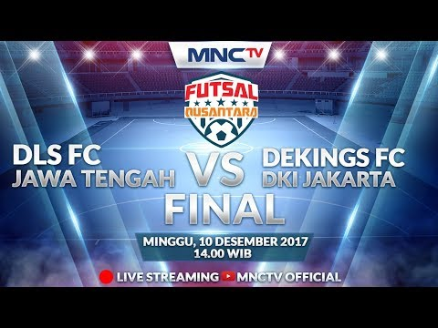 download lagu DLS FC JAWA TENGAH VS DEKINGS FC DKI JAKARTA  -  FT : 3 - 4 Liga Futsal Nusantara 2017 gratis