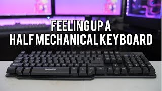 Half Mechanical Keyboards! Are They Worth It?