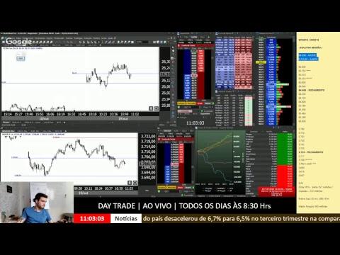 Day Trade | AO VIVO | 19/10