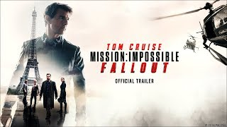 Mission: Impossible Fallout   Official Trailer   Paramount Pictures Australia