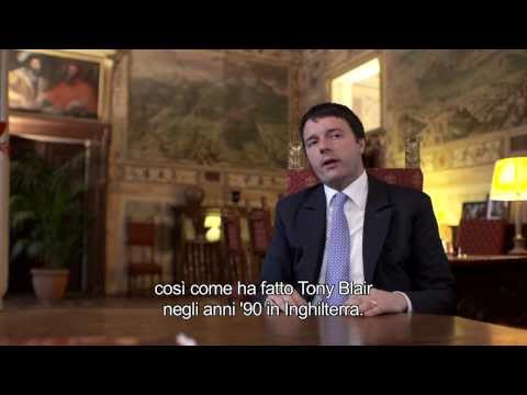 Exclusive: What Italy's New Prime Minister Matteo Renzi Thinks sub ITA