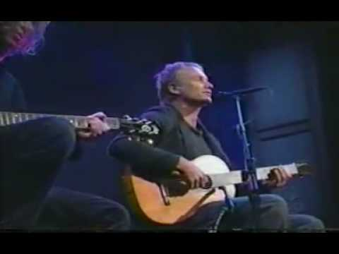 Sting and Dominic Miller - Brand new day - acoustic version