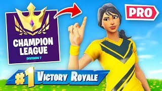 Becoming a *PRO* Fortnite Player?