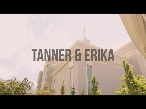 Wedding Video at Gorgeous Timpanogos Temple + Sleepy Ridge Golf Course for Tanner & Erika