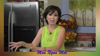 Uyen Thy's Cooking - Khoai Mì Hấp Nước Dừa