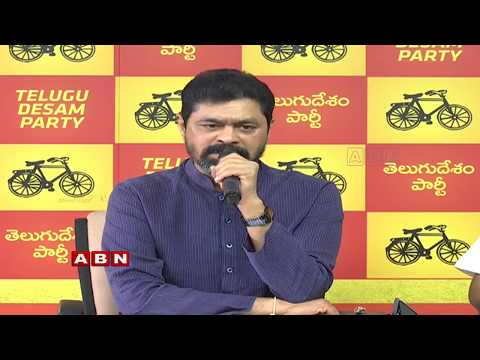 TDP MP CM Ramesh Press Meet || I-T Raids || ABN Telugu