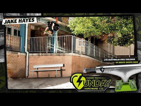 THUNDER X SUNDAY HARDWARE