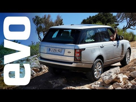 Range Rover 2013 review | evo DIARIES