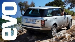 New 2013 Range Rover review- evo Diaries