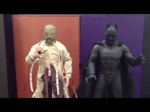 Hot Toys Demon Batman & Scarecrow Review (10th Anniversary Exclusive)